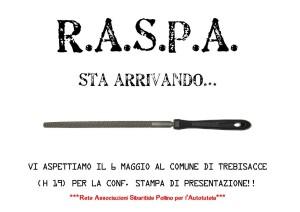 """Il logo della """"Rete delle Associazioni Sibaritide Pollino per l'Autotutela"""""""