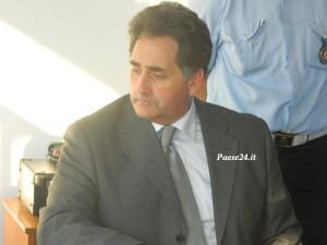 Il vice sindaco Vincenzo Diego