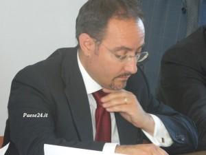Il consigliere comunale Alfredino Acciardi