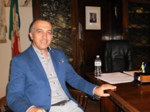 Domenico Giordano, sub Commissario del comune di Castrovillari