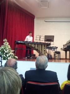 """Egidio Palagano, vincitore della VI edizione del premio """"Sofia Castagnaro"""""""