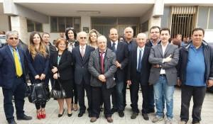 La squadra del neo sindaco Montalti