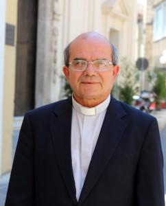 Monsignor Francesco Di Chiara, nuovo vicario generale della Diocesi di Cassano all'Ionio