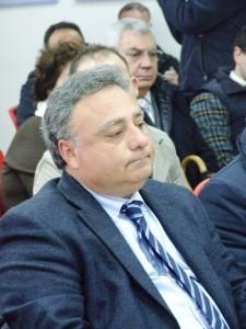 L'assessore all'Ambiente del Comune di Rossano, Alfieri