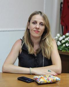 Antonella Vincenzi, consigliere comunale di Civita