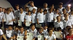 I ragazzi che hanno partecipato al camp- summer 2014