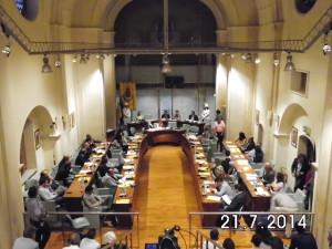 Consiglio  comunale congiunto tra i comuni di Rossano e Corigliano per la realizzazione della metropolitana leggera da Sibari a Crotone