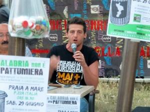 """Flavio Stasi, tra i coordinatori del movimento """"Terra e Popolo"""""""