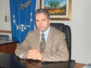 Giuseppe Ranù, sindaco di Rocca Imperiale