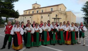 """Il gruppo folkloristico """"Città di Castrovillari"""""""