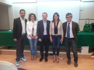 I nuovi rappresentanti della segreteria confederale della Cgil Pollino-Sibaritide-Tirreno