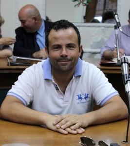 Il vice sindaco di Civita, Antonio Vavolizza