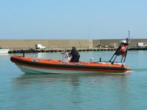 La Guardia Costiera di Corigliano