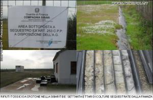 I rifiuti tossici presenti a contrada Capraro verrà presto tolti