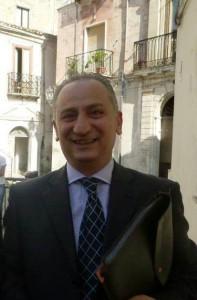 Il consigliere comunale di Corigliano, Franco Bruno