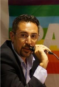 Francesco Ciappetta, esponente del Movimento 5 Stelle