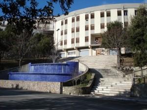 Il municipio di Albidona