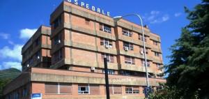 L'ex ospedale di Trebisacce