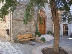Una chiesa bizantina di Castroregio