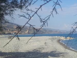 La spiaggia di Roseto Capo Spulico
