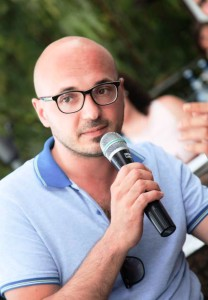 Federico Smurra, presidente della Proloco Rossanese