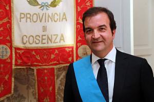 Mario Occhiuto, nuovo Presidente della Provincia