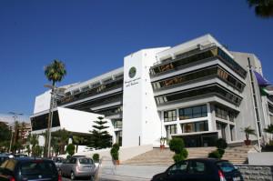 Palazzo Campanella, edificio di Reggio Calabria  sede del Consiglio regionale della Calabria.
