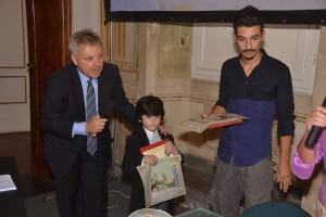 Premio Speciale per il piccolo attore rossanese Gianfrancesco Spina