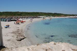 Spiaggia di San Foca nel Salento