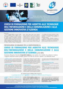 BANDO TECNOLOGIE COMUNICAZIONE (clicca per ingrandire)