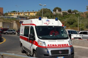 Ambulanza nuova