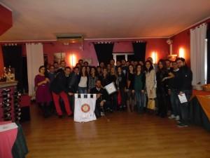 I presenti al RotaRURALand
