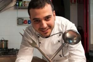 Gennaro Di Pace,chef della scuderia Cooking soon