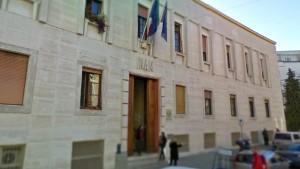 La sede Asp di Cosenza