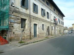 La sede dell'Ipsia di Trebisacce