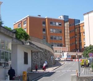 L'ospedale Guido Compagna di Corigliano