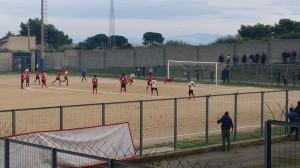 Trebisacce-San Fili. Il rigore di Buongiorno per l'1-0
