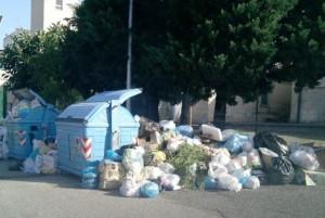 Problema rifiuti nell'Alto Jonio