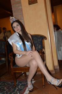 Oriana Selvaggi è la nuova Miss Cassano 2014