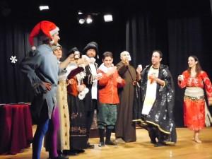 Il cast del Parco Tommaso Campanella di scena a Rossano
