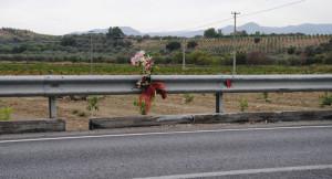 fiori vittime 106