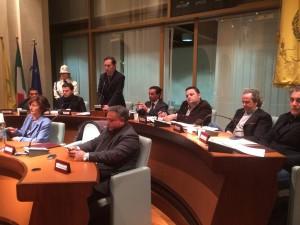 Il consiglio comunale di Rossano ha dato l'ok al procedimento di fusione con Corigliano