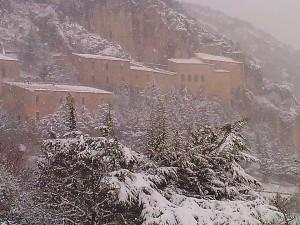 Cerchiara (Santuario Madonna delle Armi) ieri