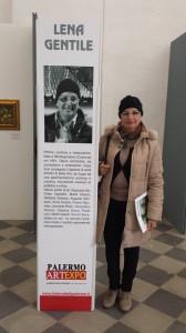 Lena Gentile alla Biennale di Palermo
