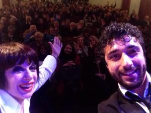 Foto - Selfie - XVI Stagione Teatrale Comunale di Castrovillari