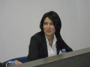 Maria Cocciolo, direttore di Confcommercio Cosenza,