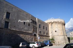 Il castello aragonese di Castrovillari