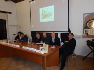 Un momento della presentazione del coordinamento Co-Ro