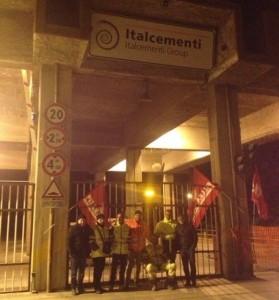 operai Italcementi