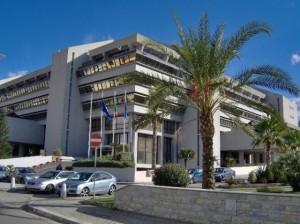 Palazzo Campanella, sede del Consiglio regionale della Calabria